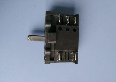 Micro Rotary Position Switch , Electric Oven Selector Switch Manual Changeover T110