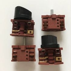 Factory OEM Long Service Life SD Serie AC250V/16A T150 Rotary Switch
